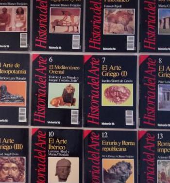 Historia del arte historia 16, nº (1-12)