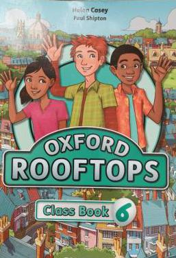 Oxford rooftops class book 6°