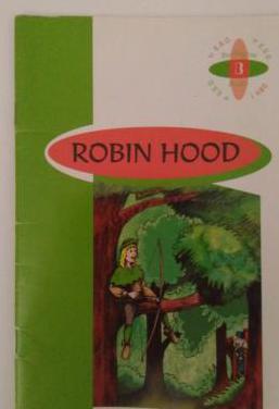 Robin hood burlington books