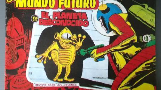 Rumeu.. el mundo futuro, n° 93