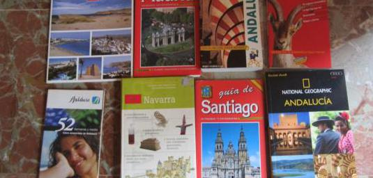 Turismo por españa guias