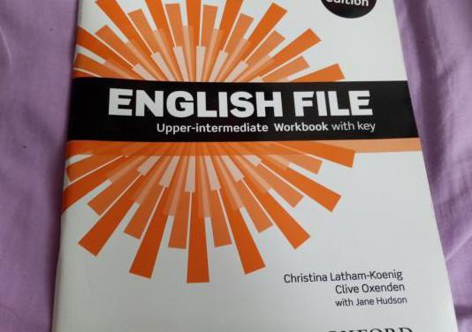 Workbook b2 inglés english file