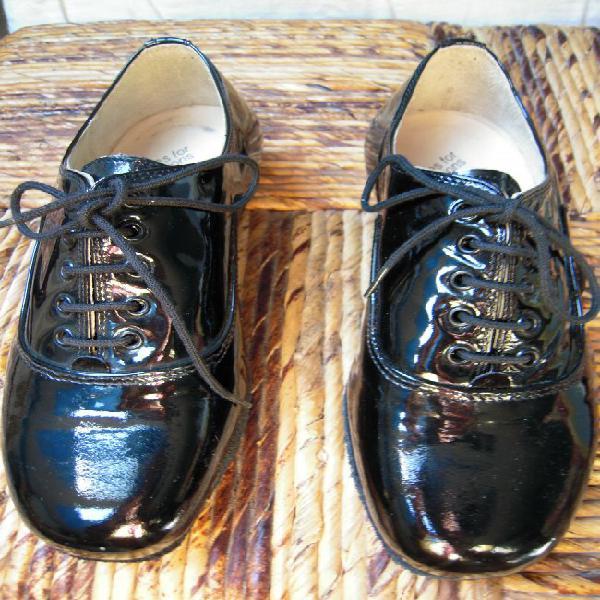 Zapatos baile standard para chico