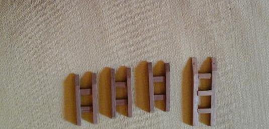 Escaleras para manualidades