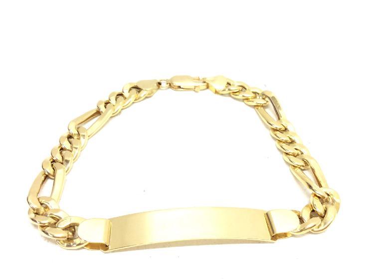 Esclava oro primera ley (oro 18k)