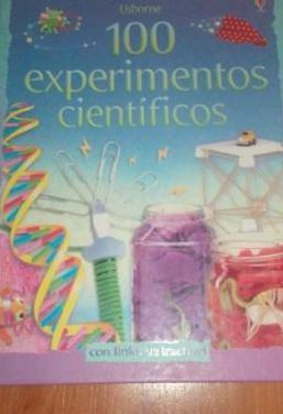Libro 100 experimentos cientificos