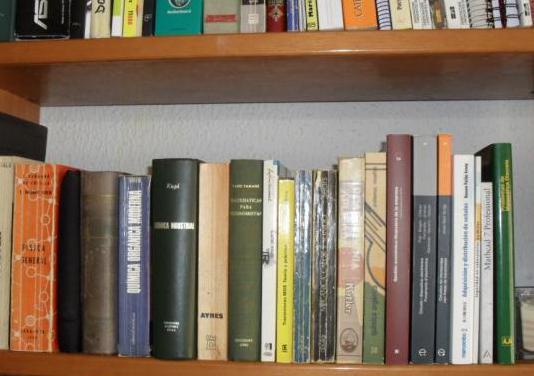 Libros científicos y técnicos
