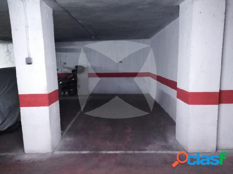 Plazas de garaje en venta y alquiler en zona valdepasillas