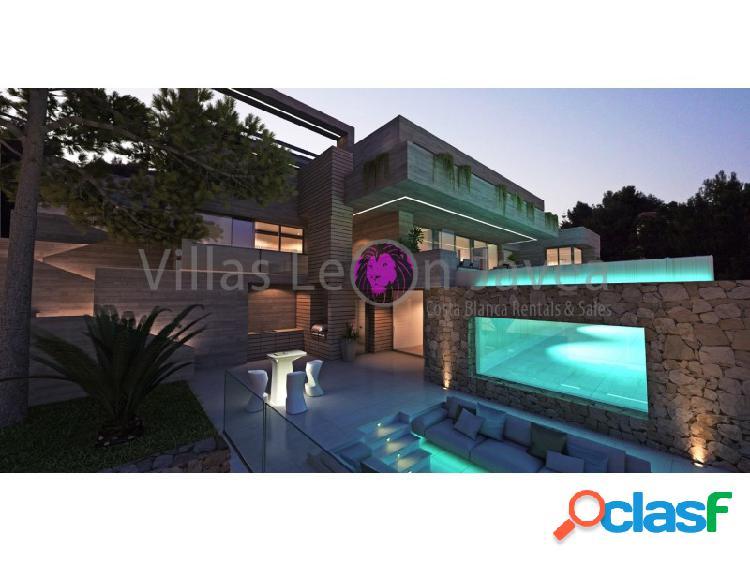Villa de lujo con inigualables vista al mar en venta en Cumbre Del Sol - Benitachell 1