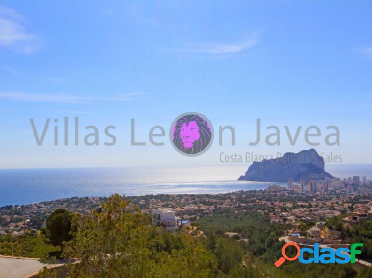 Villa de lujo con inigualables vista al mar en venta en Cumbre Del Sol - Benitachell 3