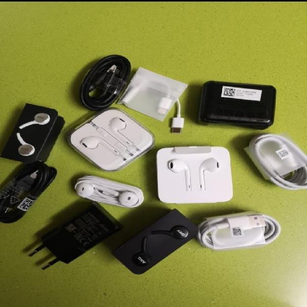 Accesorios originales nuevos iphone samsung