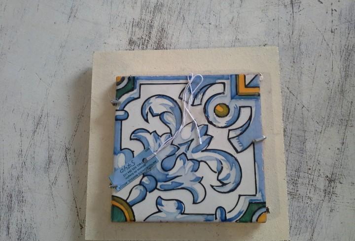 Azulejo ceramica