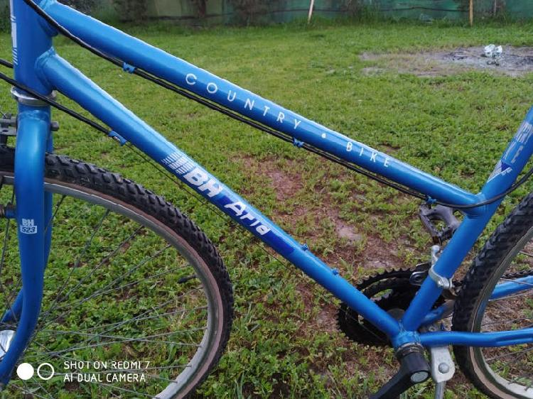 Bicicleta bh aria clásica años 90