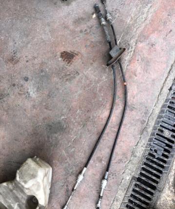 Cables cambio fiat doblo 2009 1. 3jd 5v