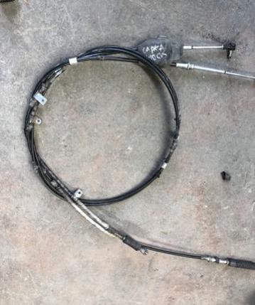 Cables cambio nissan cabstar 110cvs 2001