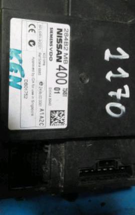 Caja fusibles nissan 2.5 nissan 284bs mb