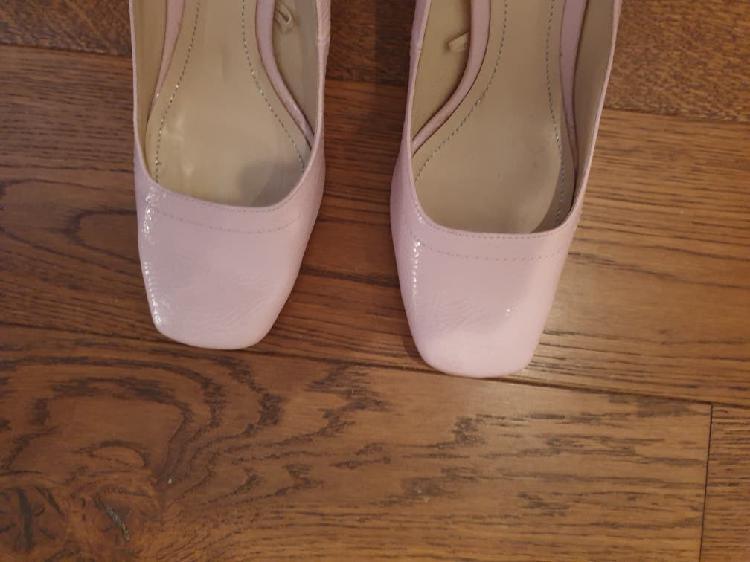 Dos pares de zapatos mujer zara