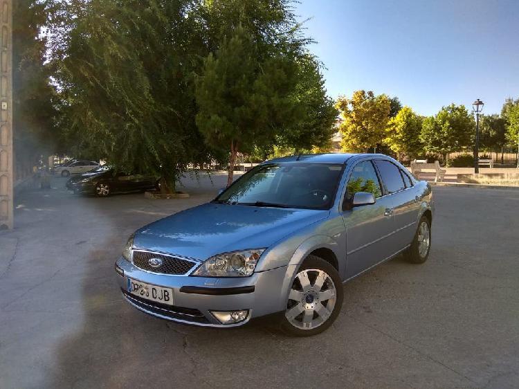 Ford mondeo 2.0 tdci guia x 131cv 6v