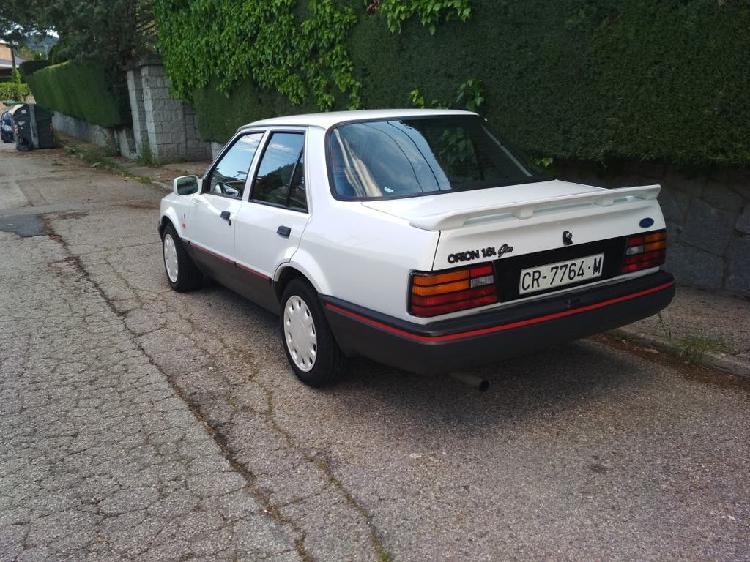 Ford orión 1.6i ghia 1990