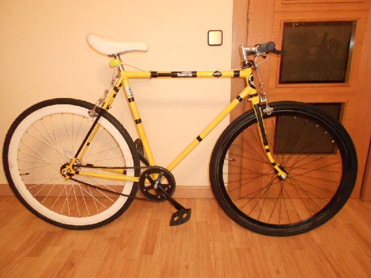 Genial bicicleta fixie talla 55