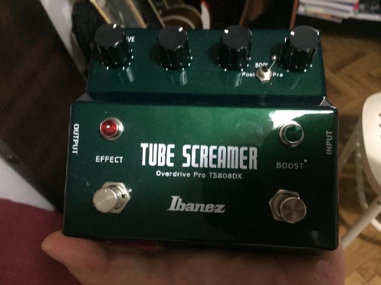Ibanez tubescreamer ts808dx japan