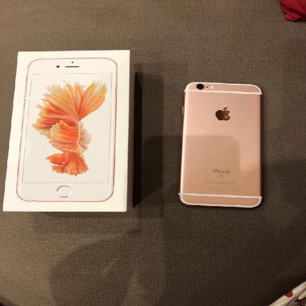 Iphone 6s 64gb rosa