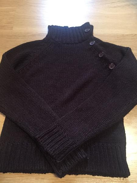 Jersey lana mujer. talla m. marca zara