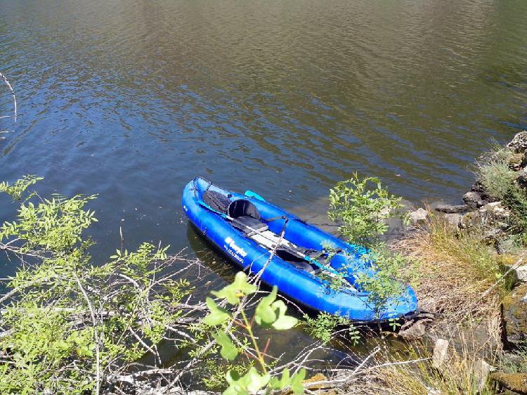 Kayak hinchable sevylor colorado kcc335 2 plazas