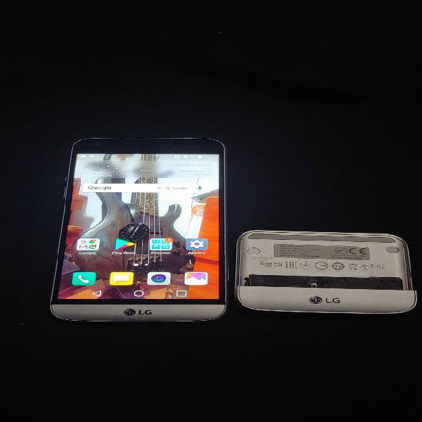 Lg g5 32gb, ram 3gb, cam plus, gran angular, ir