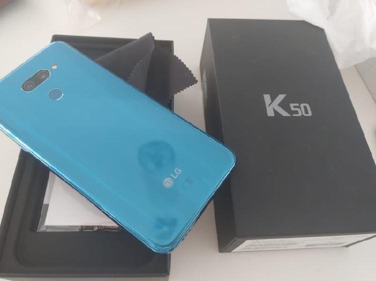 Lg k50 usado 1 semana