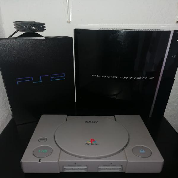 Lote play station