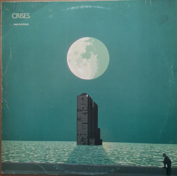 Mike oldfield - crises - original 1983