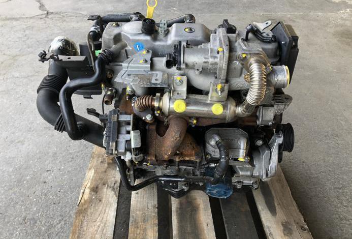 Motor ford mondeo mk4 1. 8tdci qyba