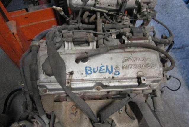 Motor mitsubishi 2.0 16v ref 4g63