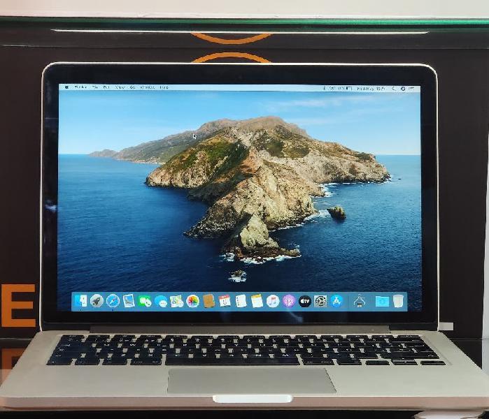 "Macbook pro 13"" 256gb (tienda)"