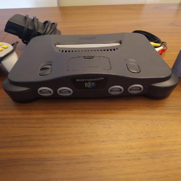 Nintendo 64, super mario 64