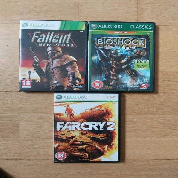 Pack juegos xbox 360 / xbox one