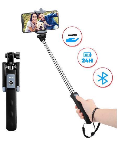 Palo selfie bluetooth nuevo a estrenar