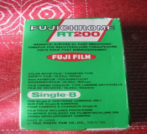 Pelicula fujichrome rt200