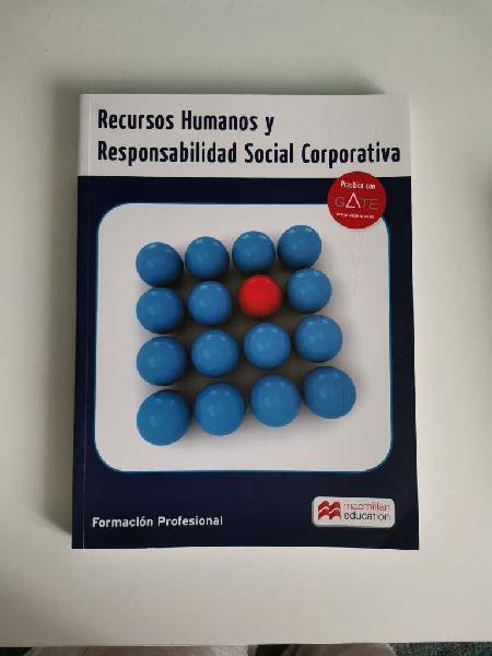 Recursos humanos y responsabilidad social corporat