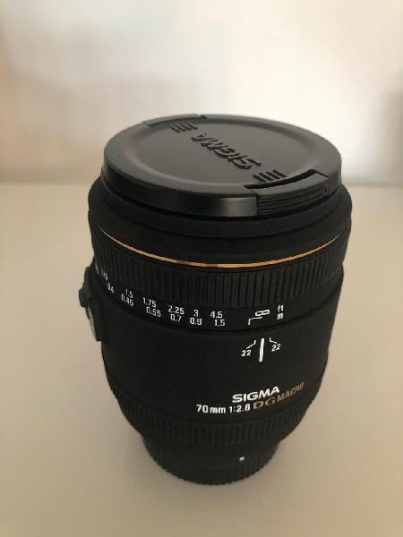 Sigma macro 70mm f 2.8 ex dg