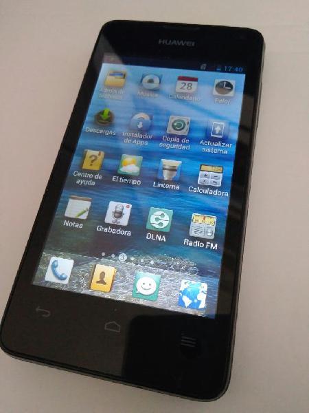 Smartphone huawei ascend y300. está en buen estado