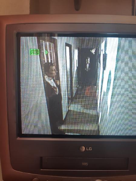Televisor lg combi vhs y decodificador philips