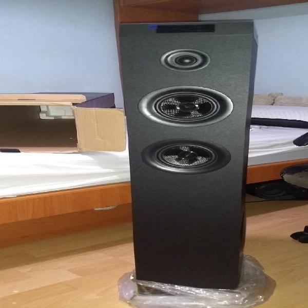 Torre de sonido - energy sistem tower 8 g2 black
