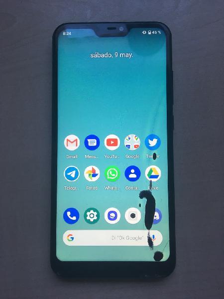 Xiaomi a2 lite dañado