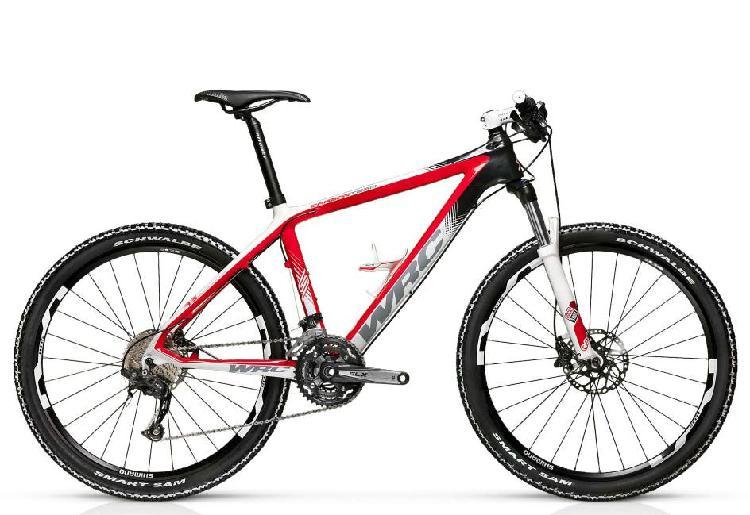 Mountain bike carbono wrc conor
