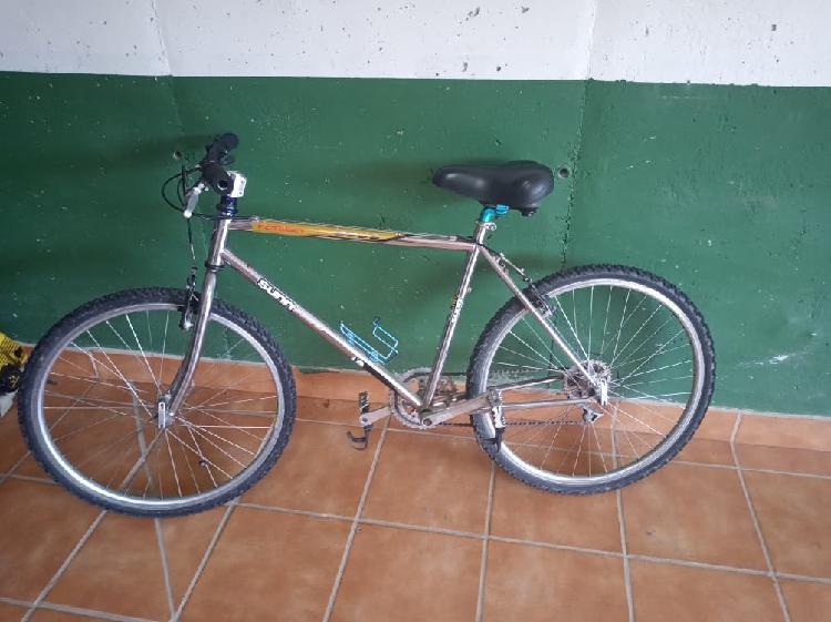 Mountain bike sunn