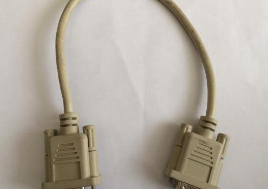 37 cables puerto serie rs232 db9