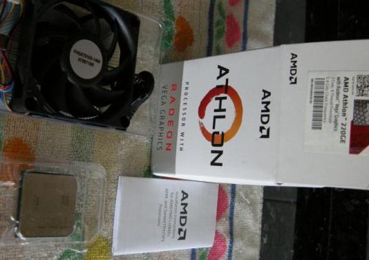 Amd athlon 220ge socket am4