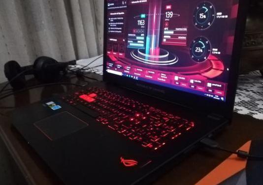 Asus rog gaming gl702vs-ba007t